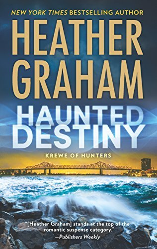 Heather Graham Haunted Destiny A Paranormal Thrilling Suspense Novel Original