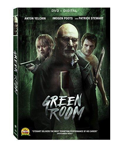 Green Room/Yelchin/Poots/Stewart@Dvd/Dc@R