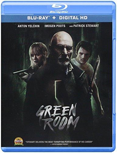 Green Room/Yelchin/Poots/Stewart@Blu-ray/Dc@R
