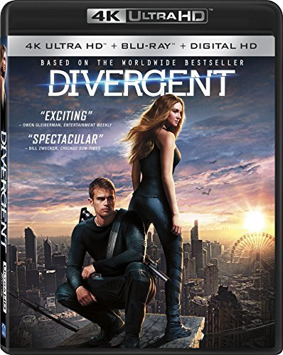 Divergent Woodley James Elgort 4k Pg13