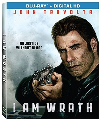 I Am Wrath Travolta Meloni Blu Ray Dc R