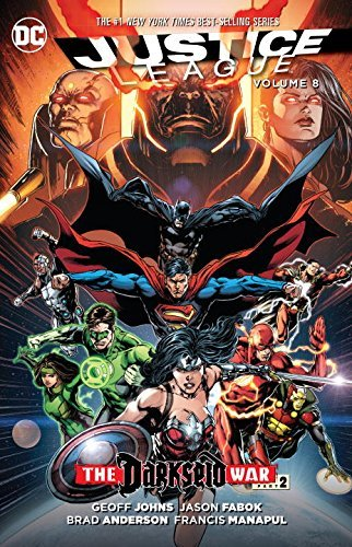 Geoff Johns Justice League Volume 8 Darkseid War Part 2