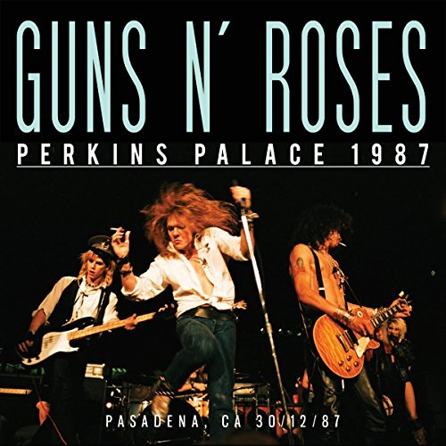 Guns N' Roses Perkins Palace 1987