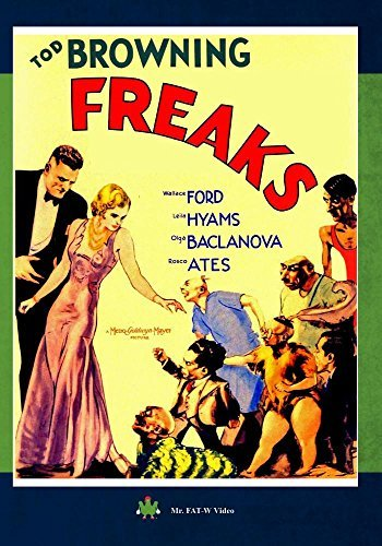 freaks-1932-ford-hyams-baclanova-dvd-mod-this-item-is-made-on-demand-could-take-2-3-weeks-for-delivery