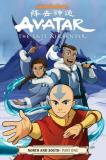 Gene Luen Yang Avatar The Last Airbender North And South Part One