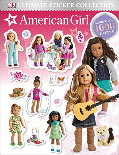 Dk Ultimate Sticker Collection American Girl