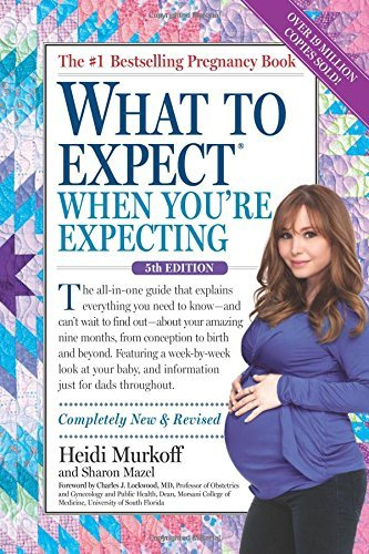 Heidi Murkoff What To Expect When You're Expecting 0005 Edition;fifth Edition