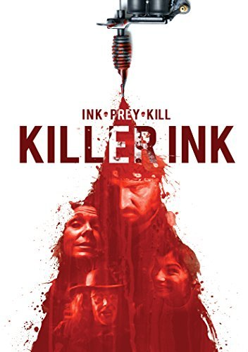Killer Ink Mayhew Romero DVD Nr