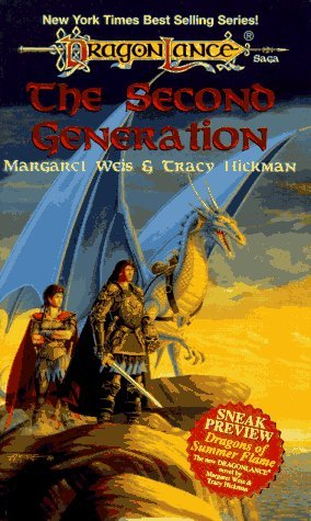 Margaret Weis & Tracy Hickman The Second Generation Dragonlance