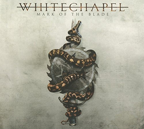 Whitechapel Mark Of The Blade