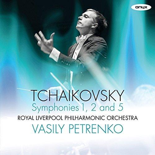 Vasily Tchaikovsky / Petrenko/Symphonies Nos. 1 & 2 & 5