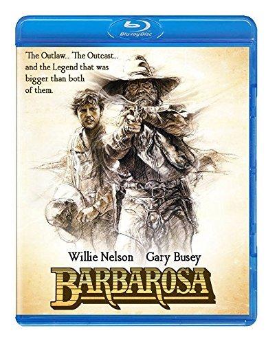 Barbarosa/Nelson/Busey@Blu-ray@Pg