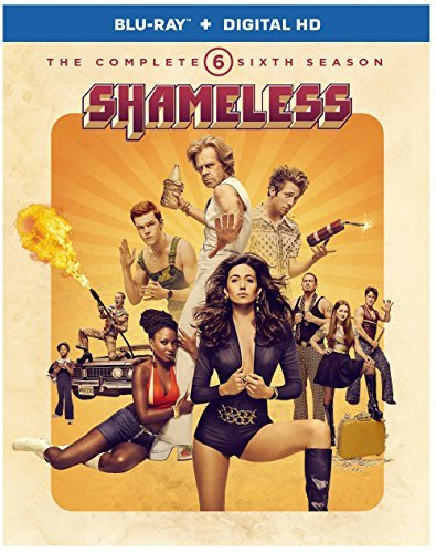 Shameless Season 6 Blu Ray