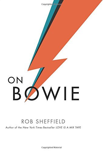 Rob Sheffield On Bowie