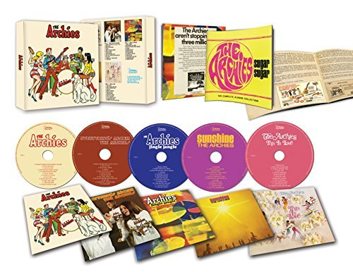 Archies Complete Albums Collection