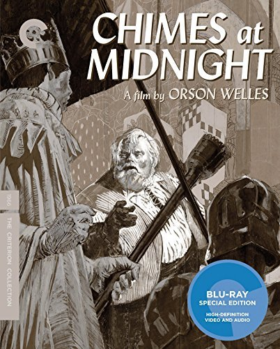 Chimes At Midnight/Welles/Moreau@Blu-ray@Criterion