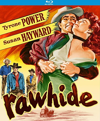 Rawhide (1951) Power Hayward Blu Ray Nr