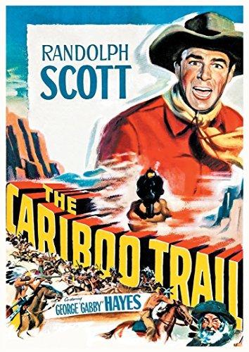 Cariboo Trail (1950)/Scott/Hayes@Dvd@Nr