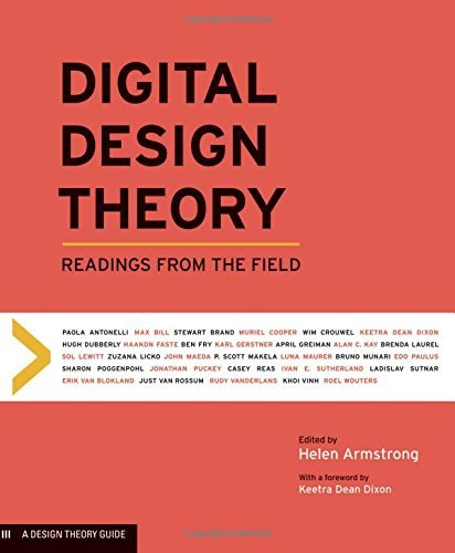 Helen Armstrong Digital Design Theory Readings From The Field