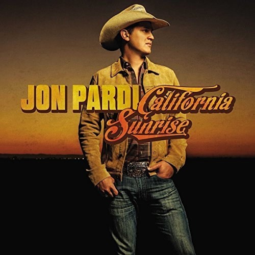 Jon Pardi California Sunrise