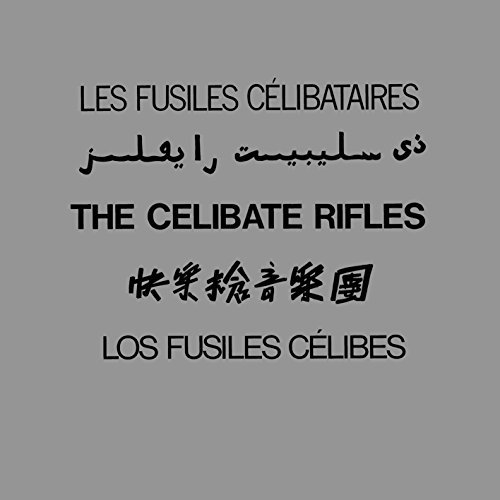 The Celibate Rifles Five Languages Lp