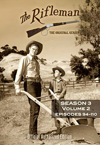 The Rifleman Season 3 Volume 2 DVD Nr