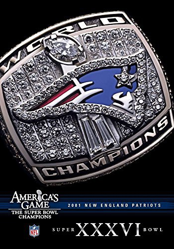 Nfl America's Game Patriots ( Nfl America's Game Patriots ( DVD Mod This Item Is Made On Demand Could Take 2 3 Weeks For Delivery