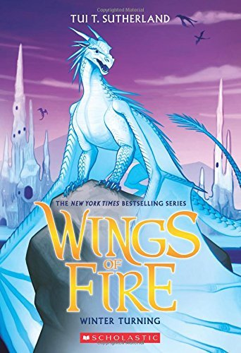 Tui Sutherland Wings Of Fire Winter Turning
