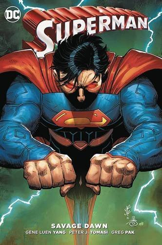 Peter J. Tomasi Superman Savage Dawn