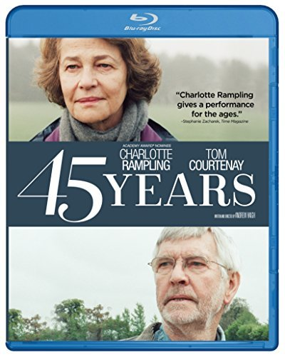 45 Years Rampling Courtenay Blu Ray R