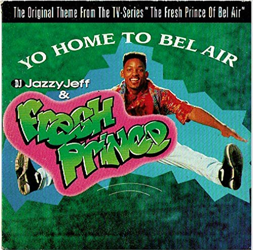 Dj Jazzy Jeff & Fresh Prince Yo Home To Bel Air Parents Just Don't Understand (pink Vinyl)