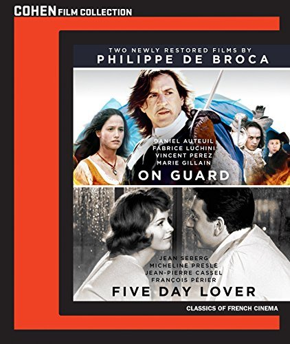 On Guard Five Day Lover On Guard Five Day Lover