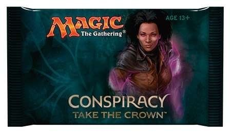 Magic The Gathering Cards Conspiracy Take The Crown Booster Pack