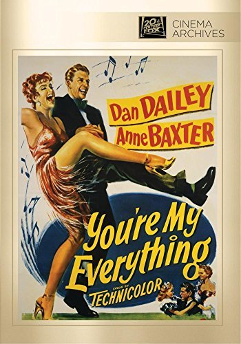 You're My Everything Dailey Baxter DVD Mod This Item Is Made On Demand Could Take 2 3 Weeks For Delivery