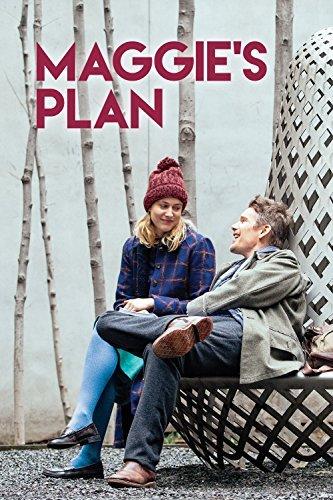 Maggie's Plan/Gerwig/Hawke/Moore@Blu-ray/Dc@R