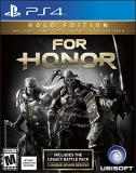 Ps4 For Honor Gold Edition
