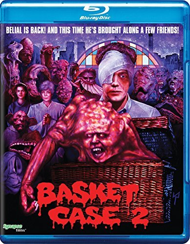 Basket Case 2 Van Hentenryck Smith Blu Ray R
