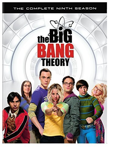 Big Bang Theory Season 9 DVD