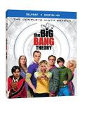 Big Bang Theory Season 9 Blu Ray