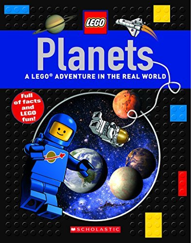Scholastic Planets (lego Nonfiction) A Lego Adventure In The Real World