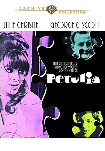 Petulia Christie Scott DVD Mod This Item Is Made On Demand Could Take 2 3 Weeks For Delivery