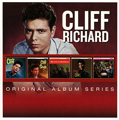 cliff-richard-original-album-series-import-eu
