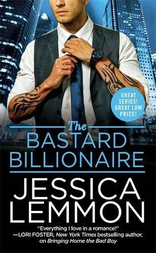 Jessica Lemmon The Bastard Billionaire