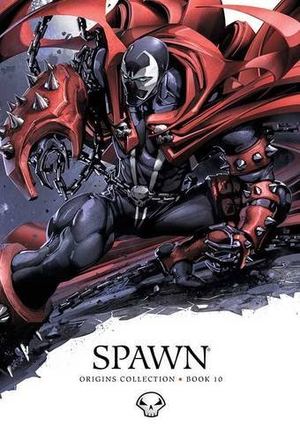 Brian Holguin Spawn Origins Collection Book 10