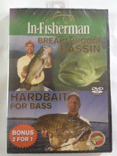 Breakthrough Bassin' Hardbait For Bass Double Feature
