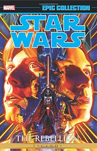 John Wagner Star Wars Legends Epic Collection The Rebellion Volume 1