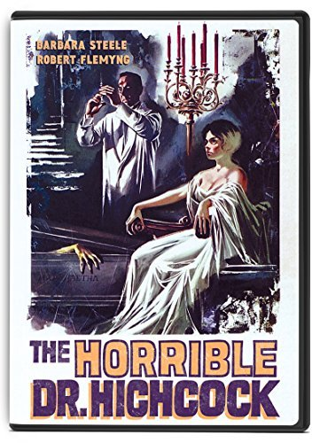 Horrible Dr. Hichcock Steele Flemyng DVD Nr