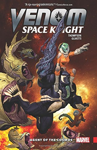 Robbie Thompson Venom Space Knight Volume 1 Agent Of The Cosmos