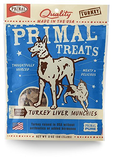 primal-dog-treats-turkey-liver-munchies