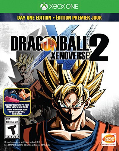 Xbox One Dragon Ball Xenoverse 2 (day 1 Edition)
